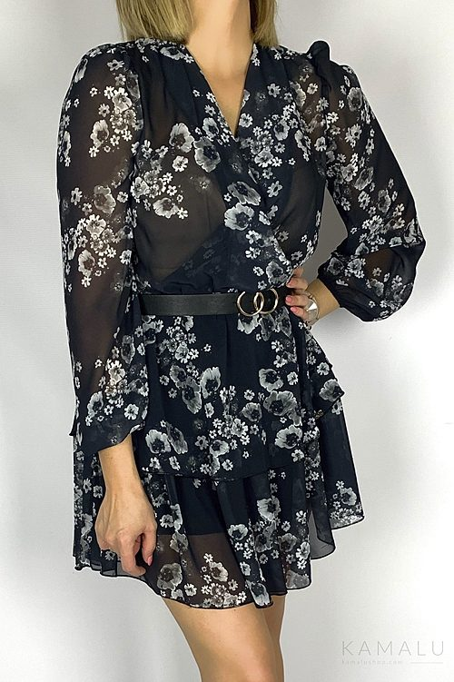 Sukienka Eno w kwiatki