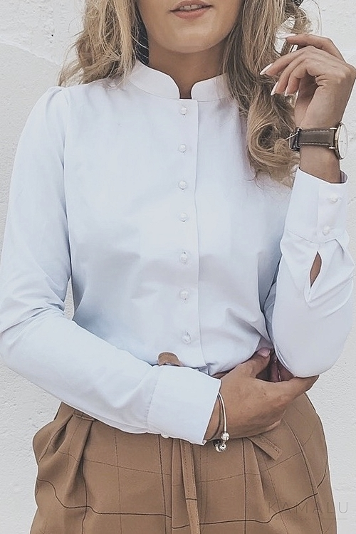 Koszula z perełkami