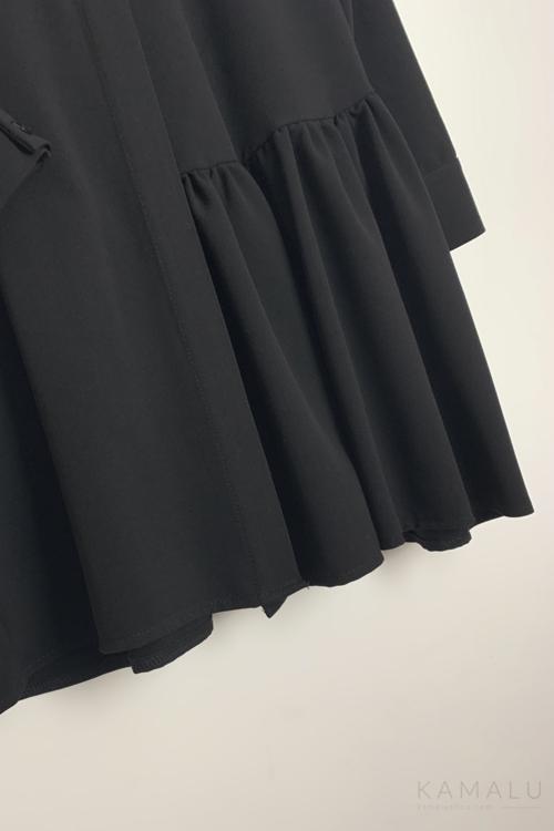 Kurzes Blusenkleid