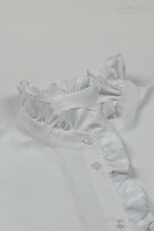 Oversize-Hemdbluse