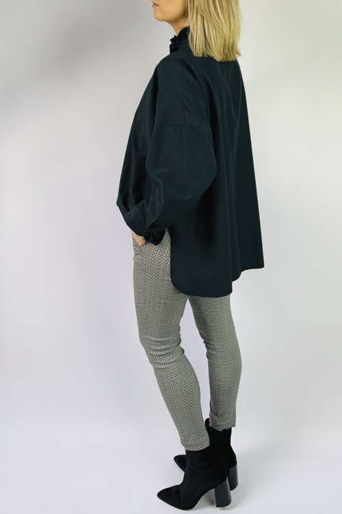Koszula oversize- czarna