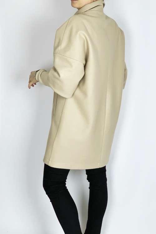 Płaszcz - beż