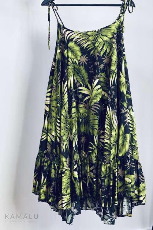 Sukienka Judi – liście