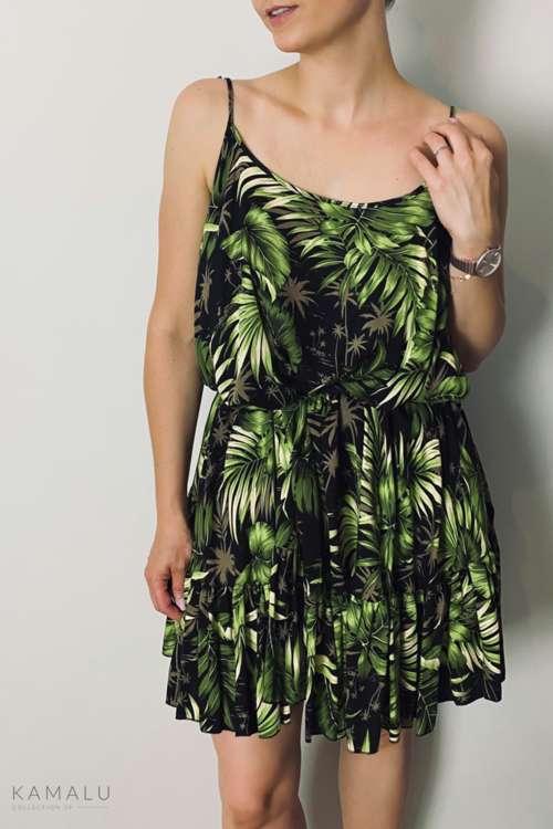 Sukienka Judi - liście