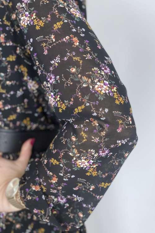 Sukienka szyfonowa Rabella